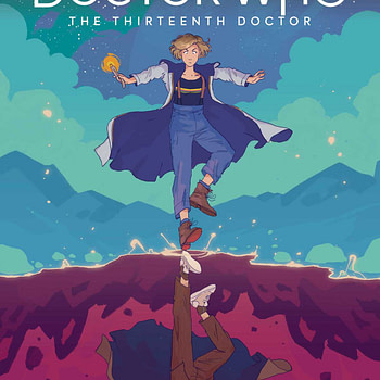 "REVIEW: Doctor Who The Thirteenth Doctor Season Two #2 -- ""A Decent Sized Dose Of Dr. Martha Jones"""