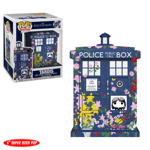 Funko Doctor Who Tardis