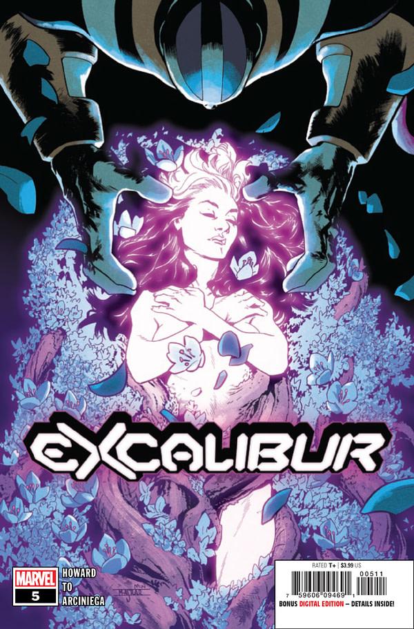 Excalibur #5 [Preview]