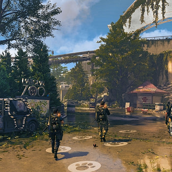 """""""The Division 2"""" Releases Episode 1 – D.C. Outskirts: Expeditions"""