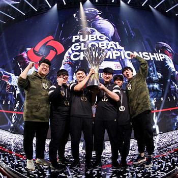 "Gen.G Wins The Inaugural ""PUBG"" Global Championship"