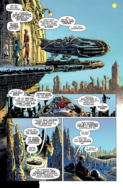 Hal Jordan: Hero Murderer?! Tomorrow's The Green Lantern #6