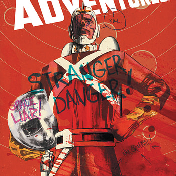 Tom King, Mitch Gerads and Doc Shaner's Strange Adventures Gets a 17+ Black Label