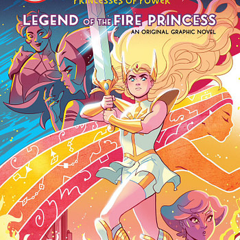 Netflix's She-Ra is Coming to Comics in 2020