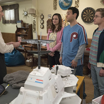 The Goldbergs Season 6 Our Perfect Strangers Image 1