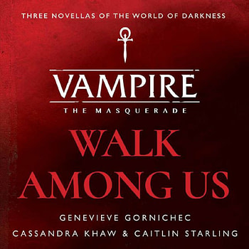 """Vampire: The Masquerade"" Will Be Getting An Audio Book Series"