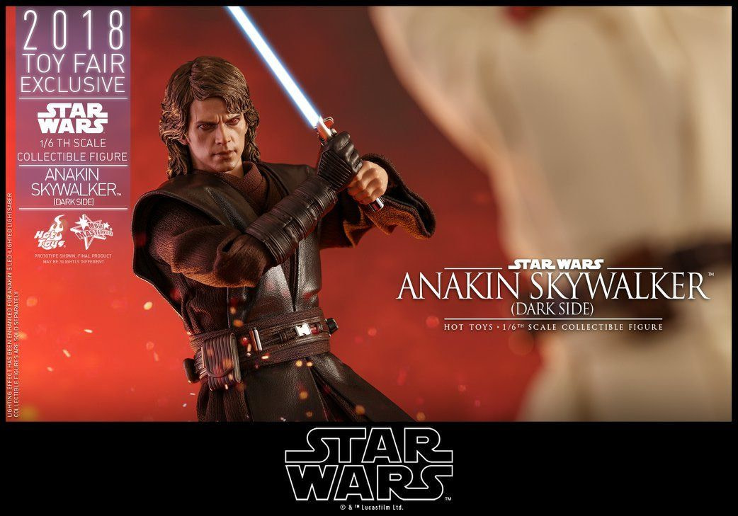 Hot Toys SDCC Exclusive Anakin Skywalker 5