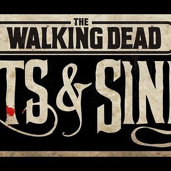 walking dead saints and sinners logo