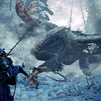 """Monster Hunter World: Iceborne"" Heads to PC in January 2020"