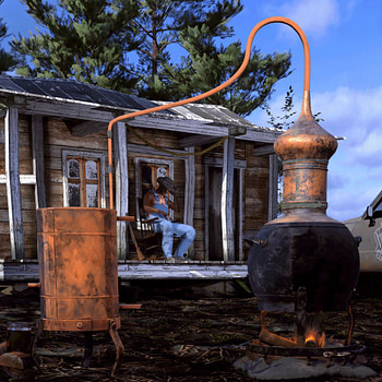 Moonshiners is the Moonshine Simulator We Don't Deserve