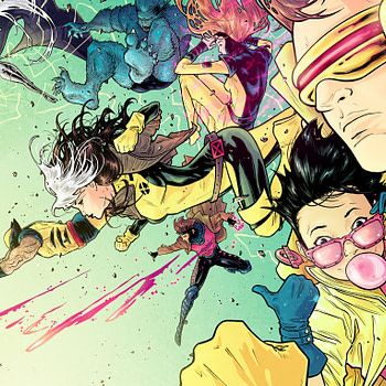 Jordan White Teases Russell Dauterman X-Men Project