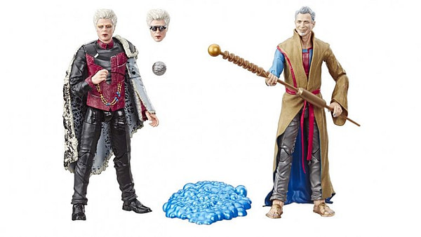 Marvel Legends MCU Collector/Grandmaster Two Pack Coming to SDCC