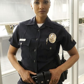 """""""The Rookie"""" - Royally Great Mekia Cox Cast As Series Regular"""