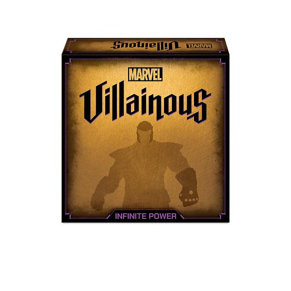 """Marvel Villainous: Infinite Power"" Unveiled!"