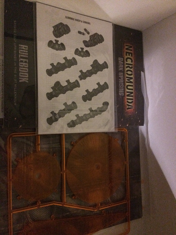 "Review: Games Workshop's ""Necromunda: Dark Uprising"""