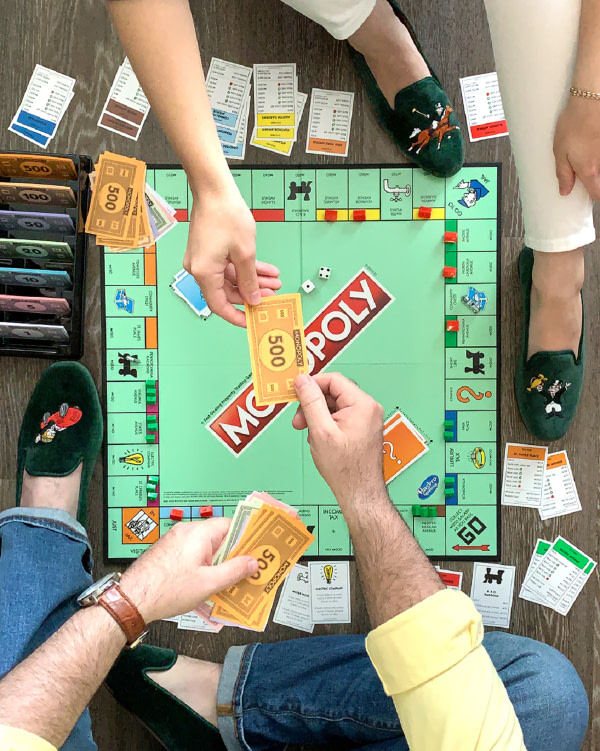 Monopoly Grants Brands License for 85th Anniversary