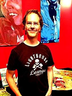 Eric Zala at Grail MovieHouse