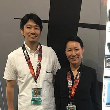 Godzilla Comes to Comic-Con: Toho Studios Interview