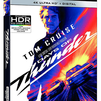 Days of Thunder 4k