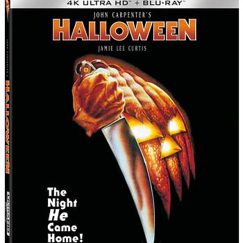 Halloween 4K Ultra HD Cover