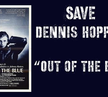 "Dennis Hopper's ""Out of the Blue"" Kickstarter Approaches $65,000 Funding in Final Hours"