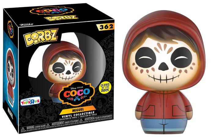 Funko Coco Dorbz Miguel Glow