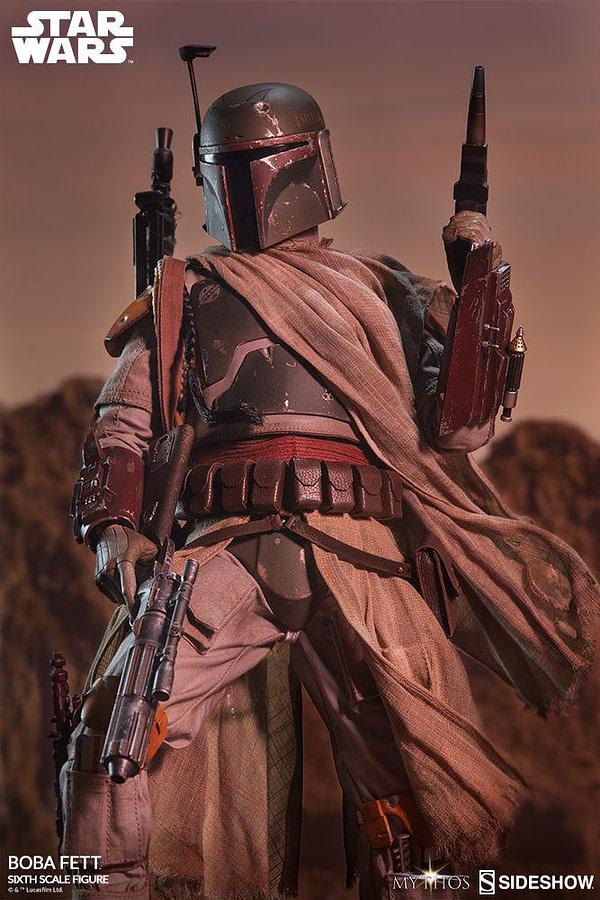 Star Wars Boba Fett Mythos Figure 2