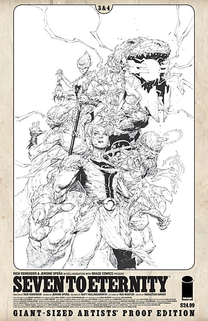 Image Giant-Sized Artist's Proof Edition: Seven To Eternity #2