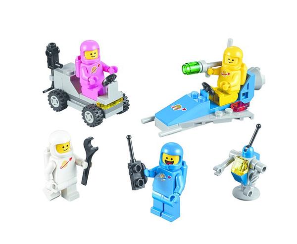 LEGO Movie 2 Bennys Space Squad 2