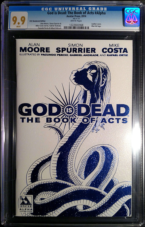 god-is-dead-book-alpha-leather-cgc-9.9