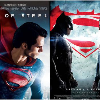 Zack Snyder Supercut Collage