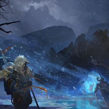 """Guild Wars 2"" Announces the Next Season: the Icebrood Saga"