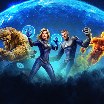 Marvel Strike Force Fantastic 4