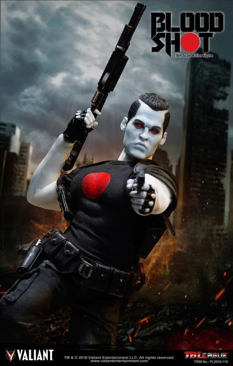 Bloodshot 1:6 Scale Figure 13