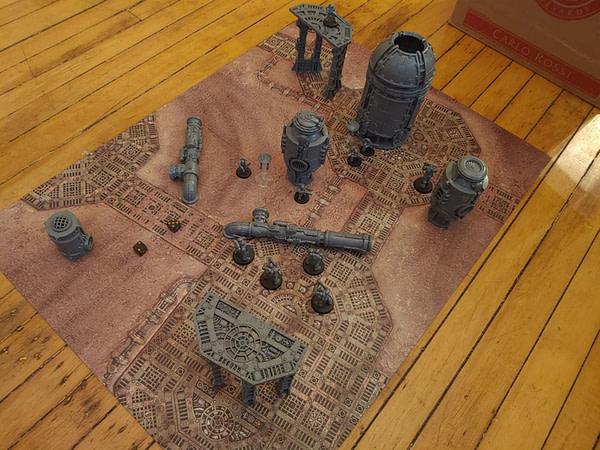 Kill Team terrain 001