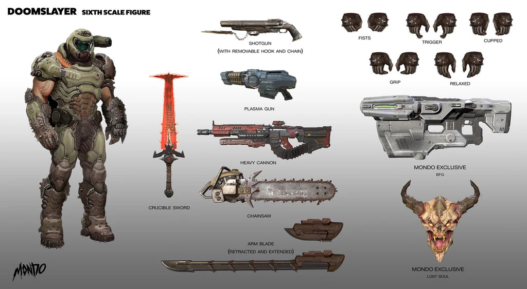 Mondo-Doom-Slayer-Preview-002