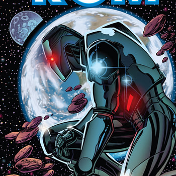 IDW to Launch Rom: Dire Wraiths Comic in October