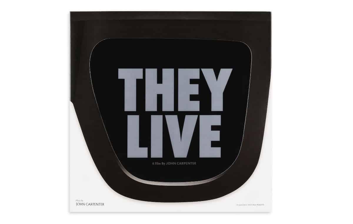 Mondo They Live Vinyl Soundtrack 1