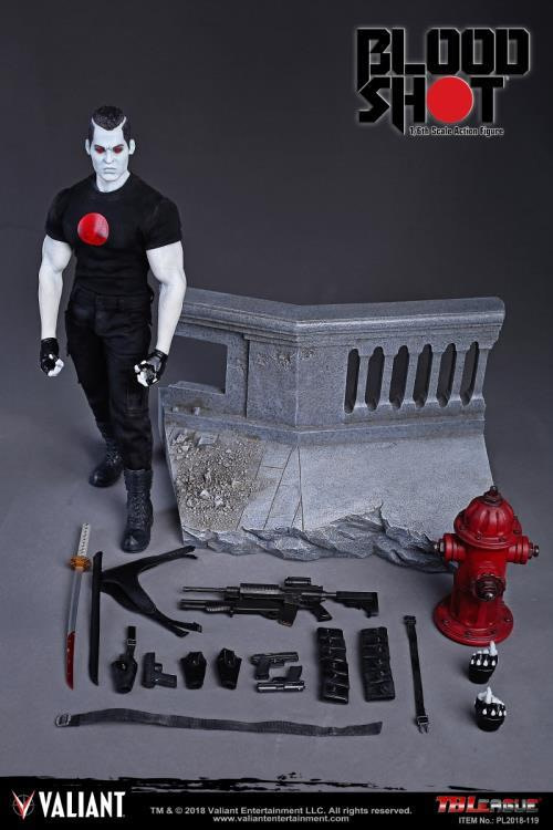 Bloodshot 1:6 Scale Figure 14