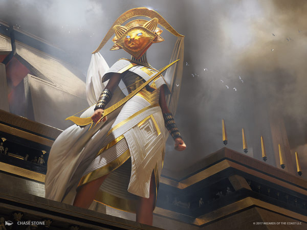 """Oketra the True"" Deck Tech - ""Magic: The Gathering"""