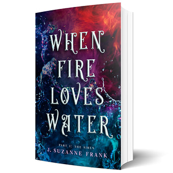 "Castle Talk: J. Suzanne Frank on ""When Fire Loves Water"" and the Hidden Allure of Mermaids"