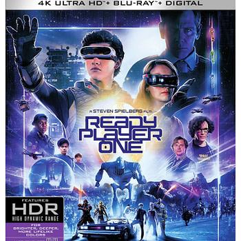 Ready Player One blu-ray 4k