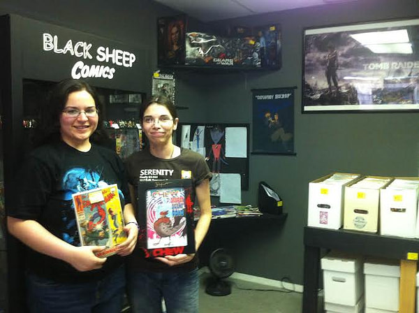 Black Sheep Comics