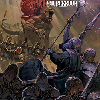 Phillip Kennedy Johnson and Riccardo Federici's The Last Got Gets a Black Label Sourcebook in April