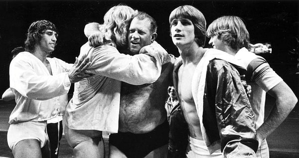 Wrestling Family The Von Erichs Biopic on the Way From BBC Films