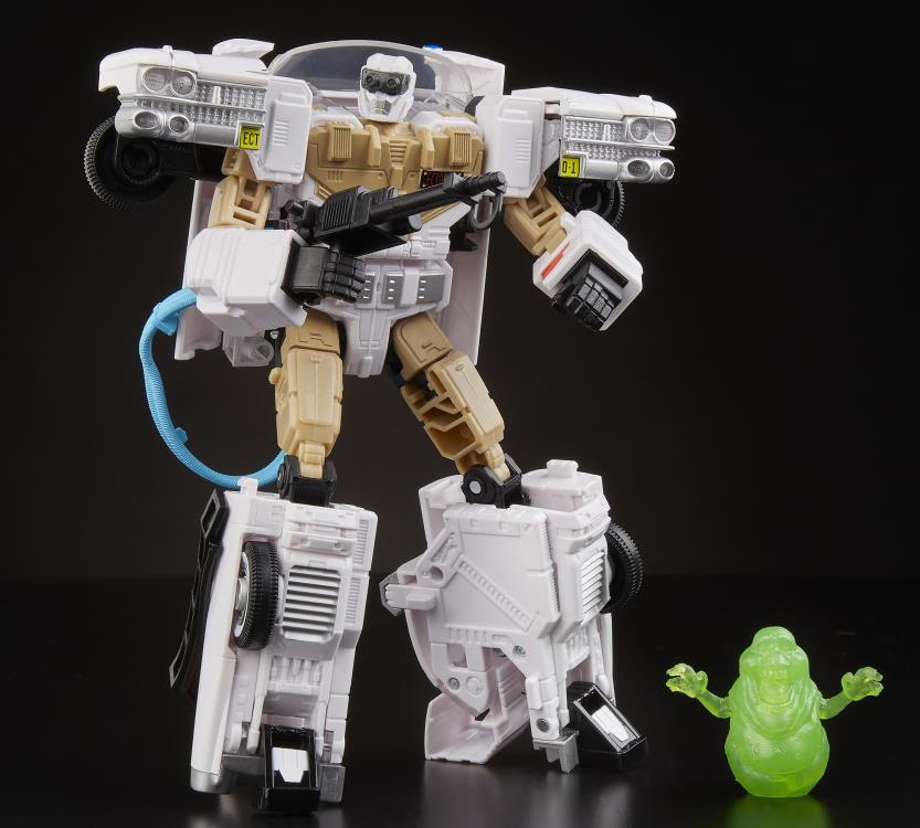 Ghostbusters Gets a Transformers Crossover Figure from Hasbro