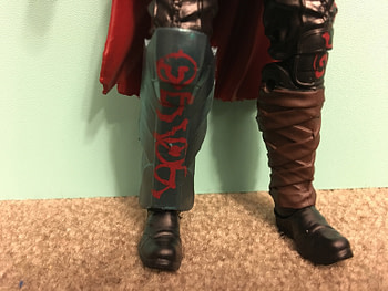 Thor Ragnarok Marvel Legends Thor 4
