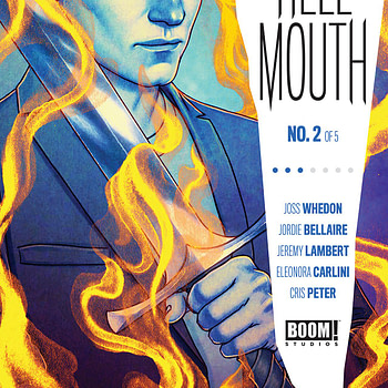 """Hellmouth"" #2: Buffy and Angel Team Up to Battle Drusilla"