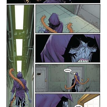 Kindred Knows Who's Name Peter Parker Cries at Night - Amazing Spider-Man #30 Spoilers