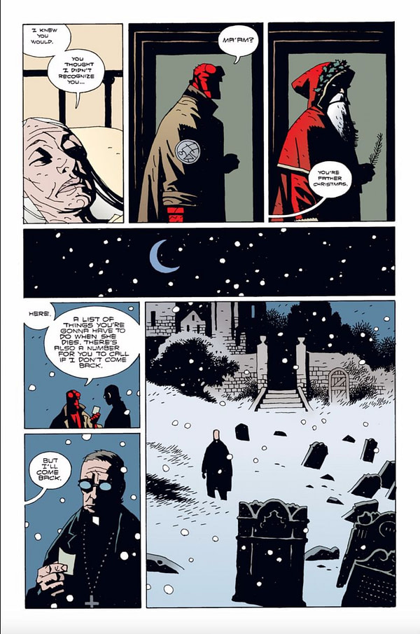 Hellboy Christmas Special